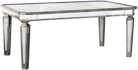Mirrored Dining Room Table Marceladick