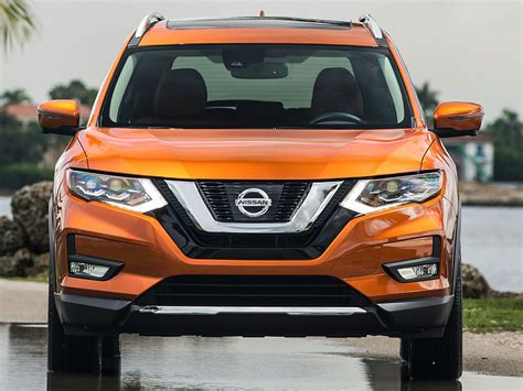 nissan rogue exterior new 2017 nissan rogue price photos reviews safety