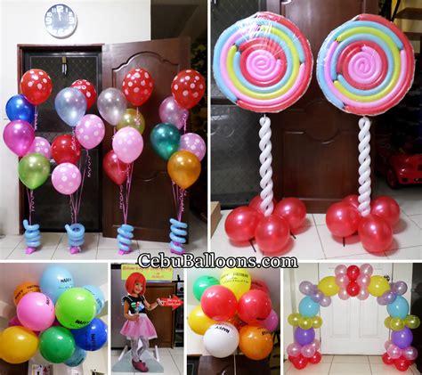 candyland cebu balloons  party supplies