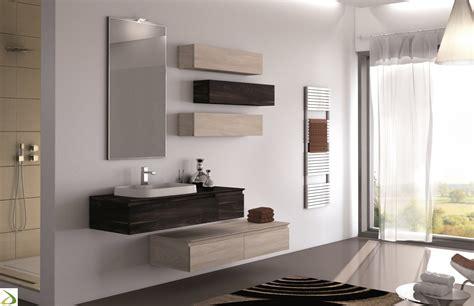 mobile bagno sospeso time arredo design
