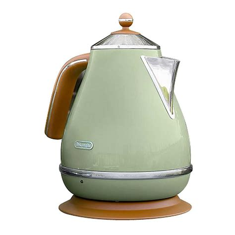 Kettle Kitchen Uk by Delonghi Icona Vintage Kettle House And Home