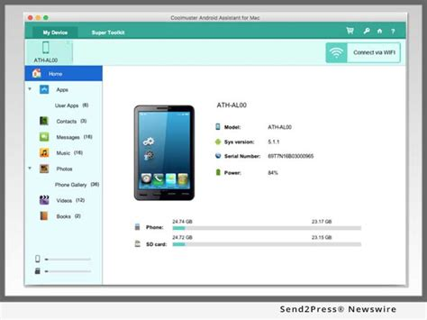 coolmuster android assistant launch coolmuster android assistant for mac 3 0 released