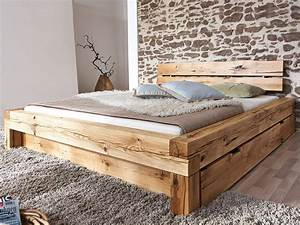 Betten 200 X 200 : lias massivholzbett wildeiche ge lt 140 x 200 cm ~ Frokenaadalensverden.com Haus und Dekorationen
