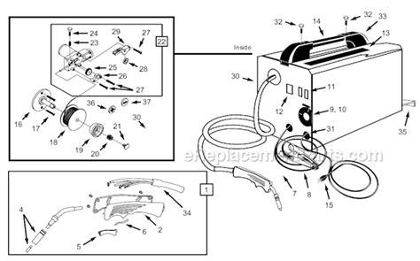 Campbell Hausfeld Parts List Diagram