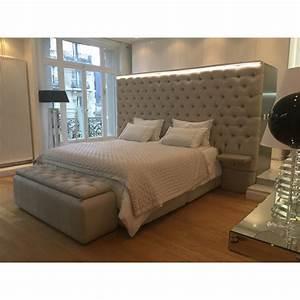 Tete Lit Capitonnée : t te de lit capitonn e l 39 anglaise personnalisable ~ Premium-room.com Idées de Décoration