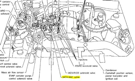 Diagram Of A 97 Maxima Engine by Nissan Sentra Engine Diagram Nissan Wiring Diagram Images