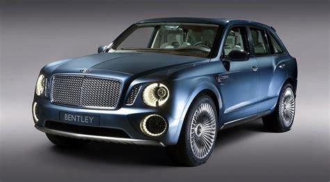 Crewe Names 2016 Suv As The Bentley Bentayga! By Car Magazine
