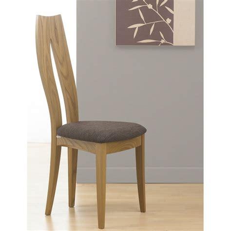 chaises salle a manger moderne chaise en bois moderne mzaol com