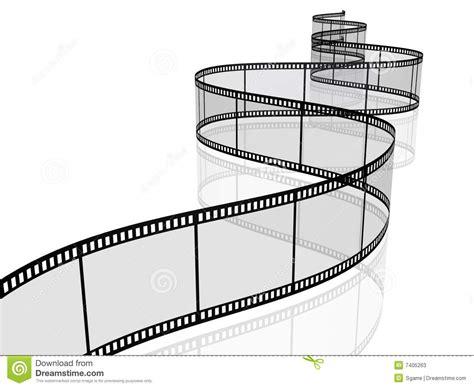 photographic film reel stock illustration illustration