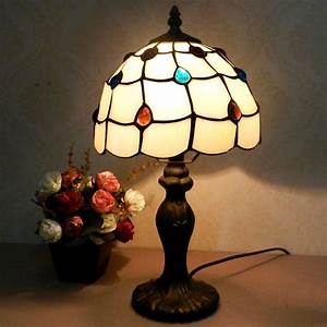 Fashion simple tiffany lamp interior lighting decorative for Taliesin 1 table lamp