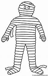 Mummy Coloring Halloween Pages Printable Mummies Template Coffin Face Egyptian Templates Drawing Getcoloringpages Getdrawings Pictuers Clipartmag Bigactivities sketch template