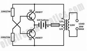 Dc To Ac Inverter  120v Inverter