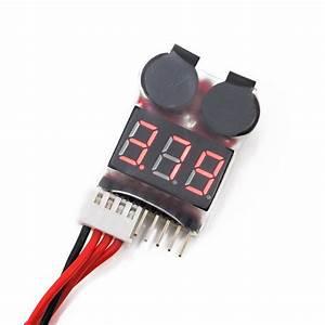 1  Low Voltage Buzzer Alarm