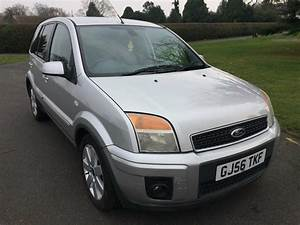 Ford Fusion 1 6 Tdci Plus Leather Saloon