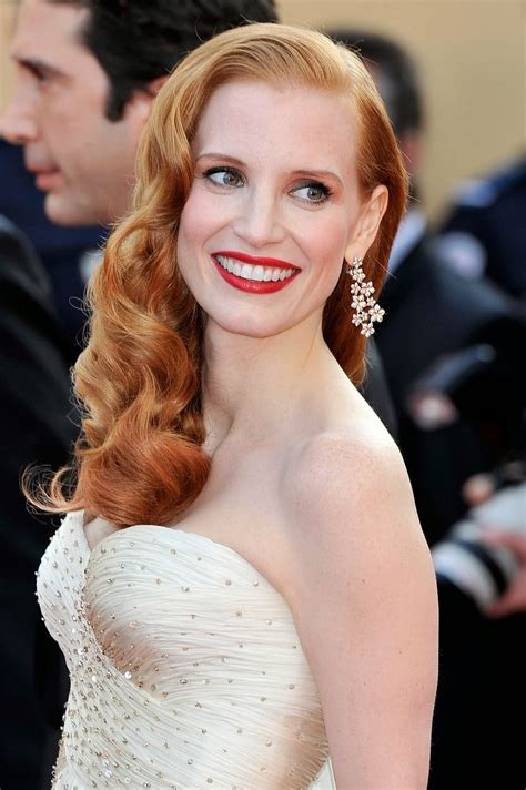 jessica chastain film actresses