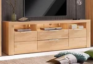 Tv Board Buche Massiv : lowboard breite 180 cm online kaufen otto ~ Bigdaddyawards.com Haus und Dekorationen