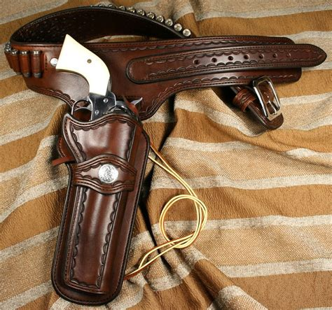 typical western rig with simple border tooling tastefully done cowboys lore and new
