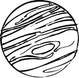 Jupiter coloring page | Free Printable Coloring Pages