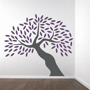 wall decal good look big tree decals for walls big family With good look round wall decals