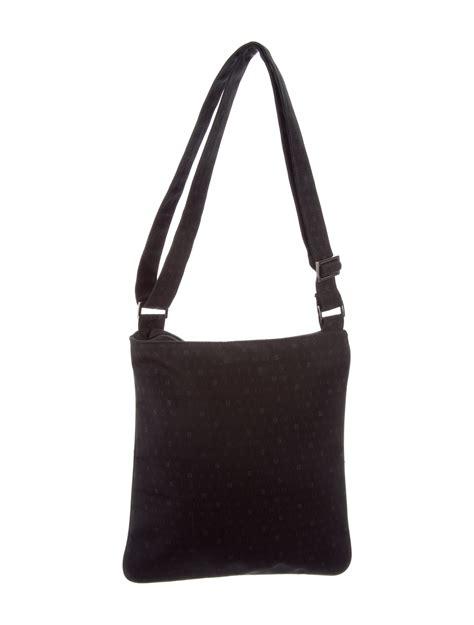 sonia rykiel monogrammed crossbody bag handbags