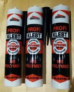 Ms Polymer Kleber : profi klebt ms polymer kleber calme akustiksysteme ~ Orissabook.com Haus und Dekorationen
