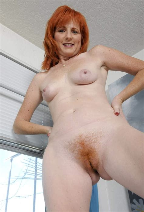 Female Forms Nude Redhead