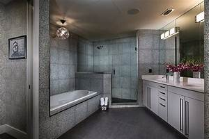 Appartement de centre ville a la decoration eclectique en for Salle de bain design avec décoration appartement moderne