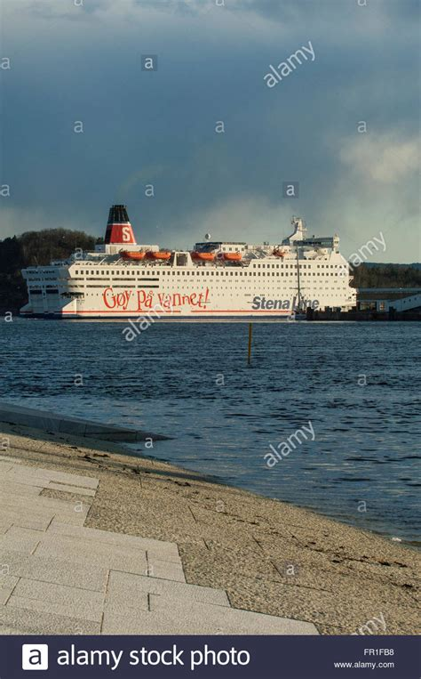 Ferry Boat Uk Norway by Stena Line Stock Photos Stena Line Stock Images Alamy
