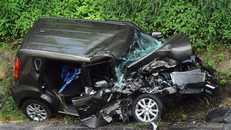 Latest Car Accident Of Kia Soul  Road Crash