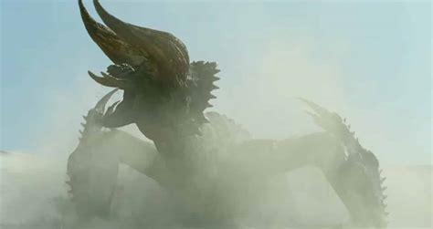 monster hunter  teaser trailer puts spotlight  black diablos