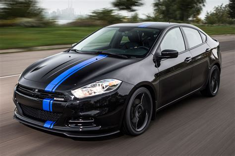 Mopar 2013 Dodge Dart Priced at $26,480, Only 500 to be Made