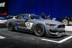 Ford's New Mustang GT4 Racecar on Forgeline One Piece Forged Monoblock GS1R Wheels 1   Forgeline ...