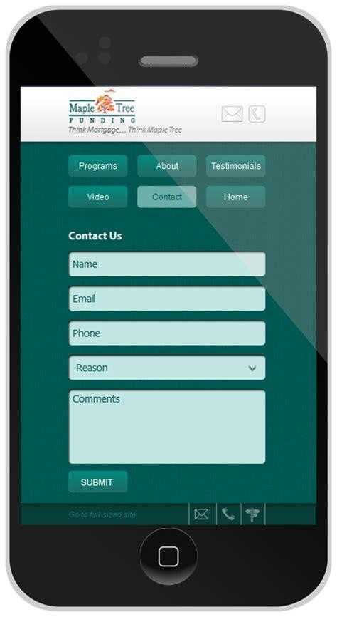 mobile web developer mobile website design lancaster pa