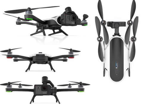 karma gopro drone review specs package  quadcopter