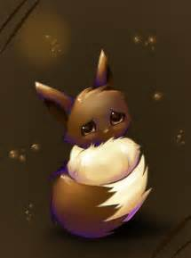 Pokemon Sad Eevee