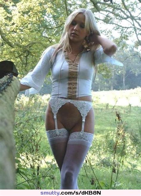 British Amateur Milf Outdoor Sexy Poses Amateur Milf