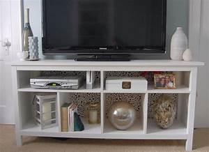 Table Tv Ikea : ikea hemnes hack made2style ~ Teatrodelosmanantiales.com Idées de Décoration