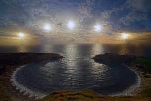 apod 2015 december 31 solstice sun at lulworth cove