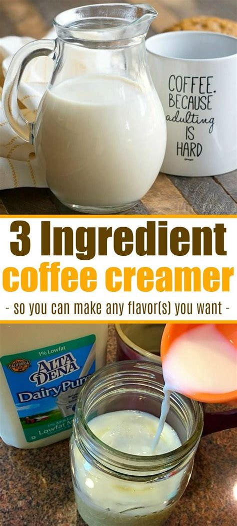 Here are some of the best brands you should consider packing for your next camping or backpacking trip. Homemade coffee creamer recipe requires just 3 ingredients and you can use any flavors yo ...
