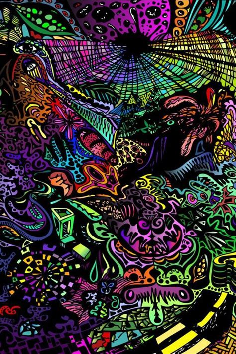 Trippy Iphone Wallpapers  Hd Wallpapers Inn  Ecstasy In