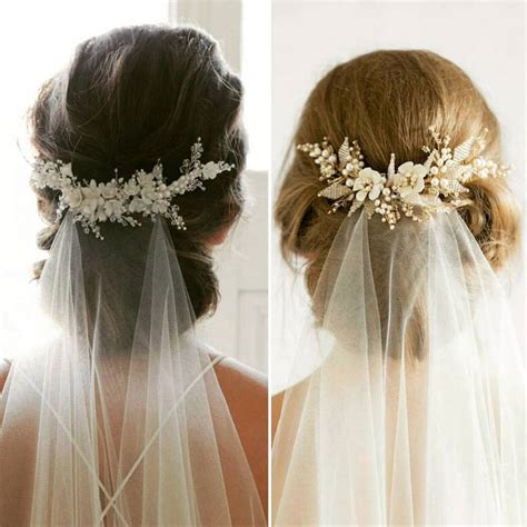 63 hairdo ideas for a flawless wedding hairstyle with veil