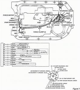 Chevy 4l80e Transmission Diagram