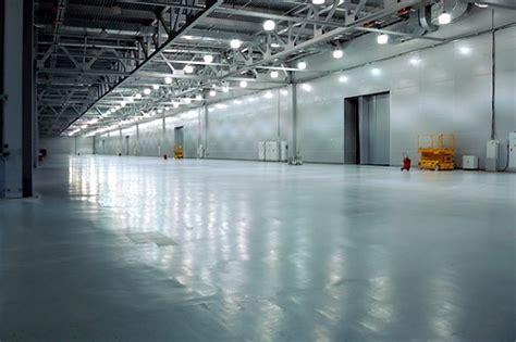 Factory Floor   SCS Cleaning & Floor Finishing