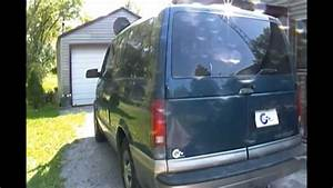 How To Fix Stuck Rear Hatch On A Chevy Astro Van