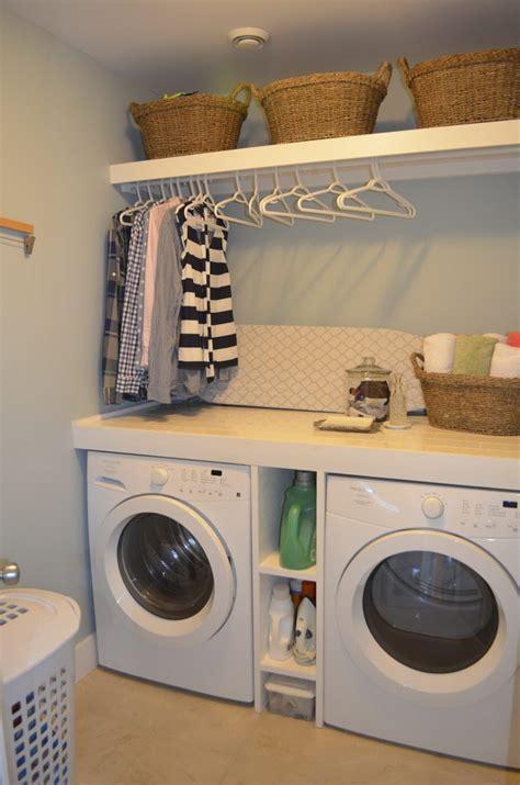 laundry room storage ideas 50 laundry storage and organization ideas 2017