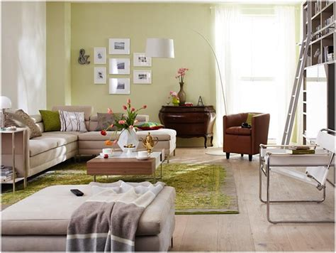 The Best Color Palette For Decoration Of Small Living Room