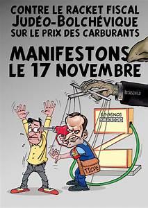 17 Novembre 2018 : les flyers diffuser pour la manifestation nazie du 17 novembre contre le pillage financier ~ Maxctalentgroup.com Avis de Voitures