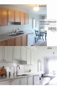 Kitchen, Makeover, On, A, Budget, Homeremodelingonabudget