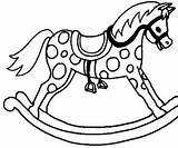 Horse Rocking Traditional Instructables sketch template