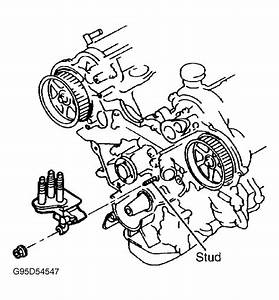 2001 Mazda Millenia Serpentine Belt Routing And Timing